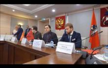 "Embedded thumbnail for  Честный депутат. Круглый стол в МГД по ""реновации"""